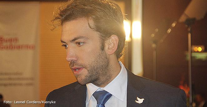 Martín Santos desata la ira 'uribista'