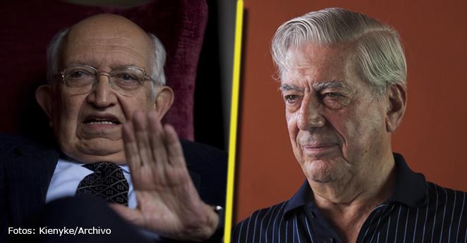 Sueño de la paz puede convertirse en pesadilla: Plinio Apuleyo a Vargas Llosa