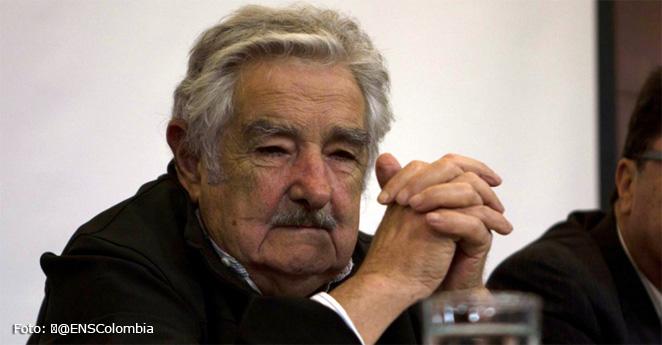 """""""La guerra debe ser contra la pobreza, la miseria y la falta de enseñanza"""": Mujica"""