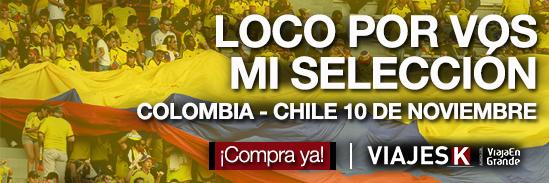 Banner interno Selección