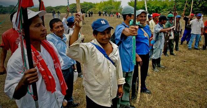 Los conflictos que quieren partir el Cauca en dos
