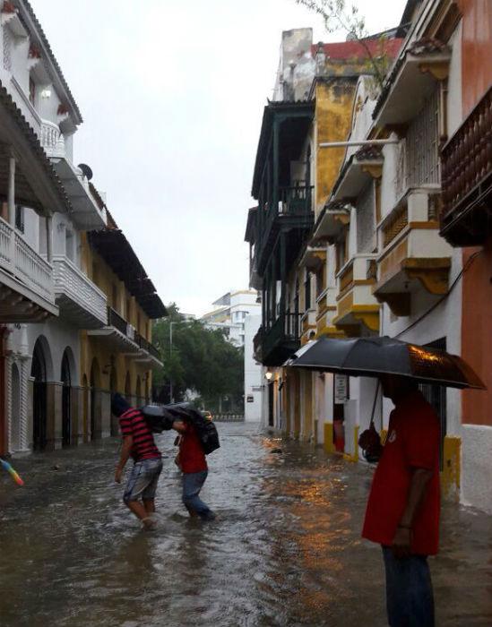 Inundaciones en Cartgaena-ok