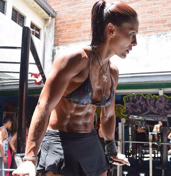 Alt_ Catalina Frnacos atleta fitness habla del embarazo