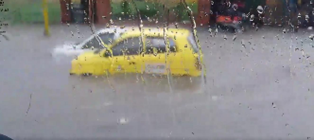 Emergencia en Villavicencio por fuertes lluvias