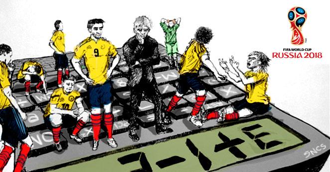 Alt Cuántos puntos necesita Colombia para clasificar al Mundial de Rusia