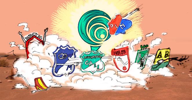 Liga Águila II 2017
