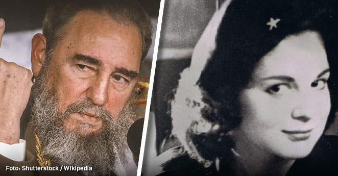 Tenía que matar a Fidel Castro pero se enamoró de él