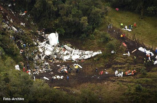 Deportistas que perdieron la vida en accidentes aéreos