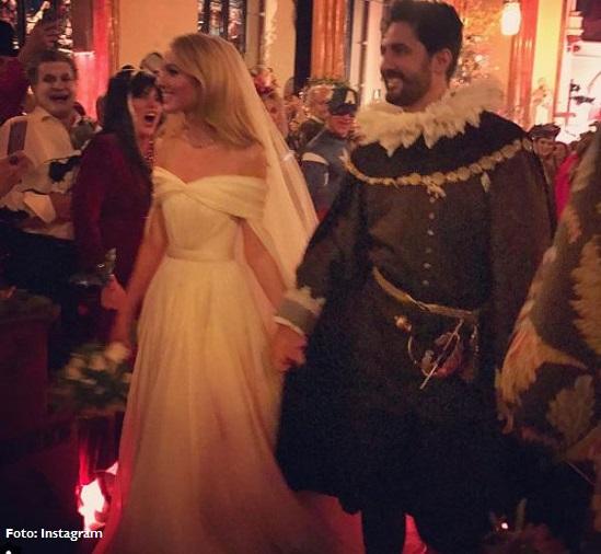 julio mario santo domingo y su esposa boda
