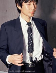 Corbata sombrilla