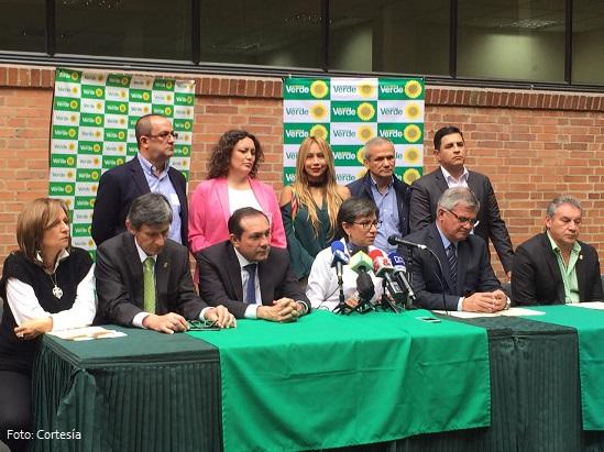 Sanción a la Alianza Verde por avalar candidatos inhabilitados