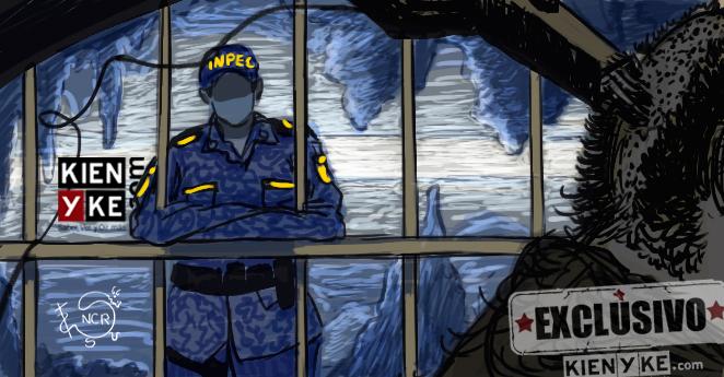 Habla el carcelero de Rafael Uribe Noguera