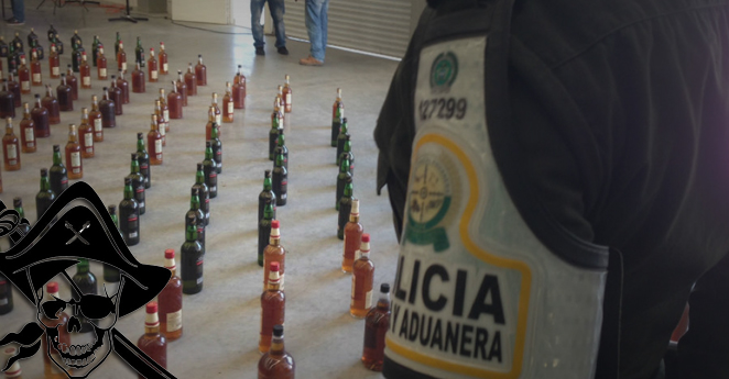 Incautan 88.800 litros de alcohol etílico ilegal en Medellín