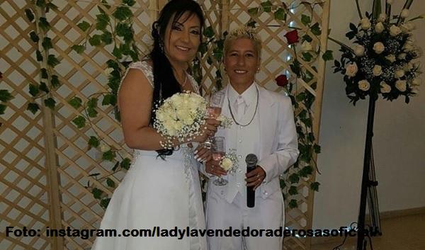 Lady Tabares - La vendedora de rosas
