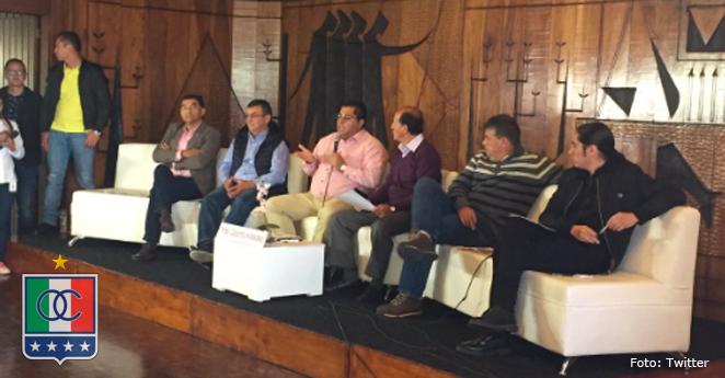 Alcalde de Manizales propone subirle al transporte público para ayudar al Once Caldas