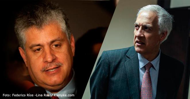 Samuel e Ivan Moreno vinculados a caso Odebrecht