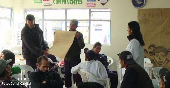 Exhabitantes de calle de Bogotá recibirán certificados de estudios