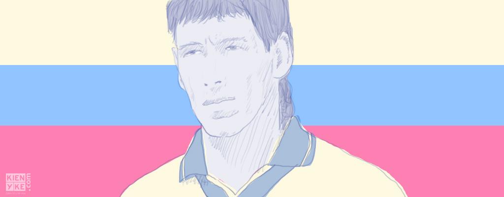 Andrés Escobar, el caballero del fútbol
