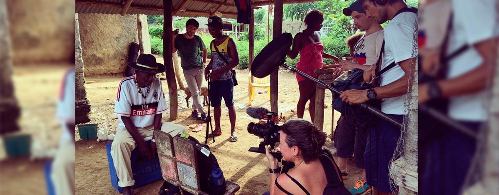 Simón Mejía, de Bomba Estéreo, lanza nuevo documental
