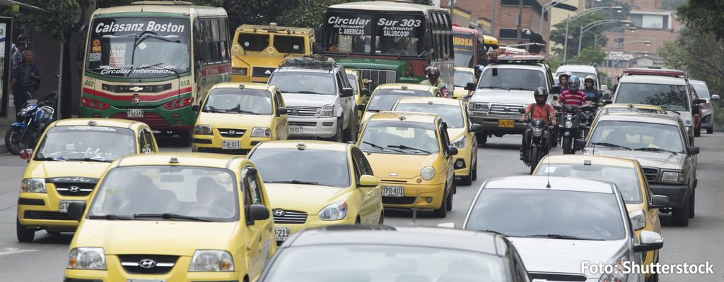 Esté atento a cambios viales en el Centro de Medellín