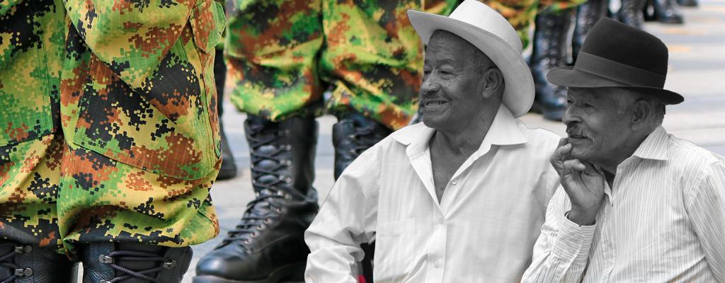 Condenan a dos militares colombianos por falso positivo