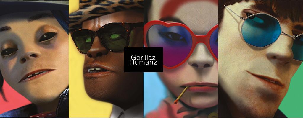 Gorillaz presentará su nuevo álbum en Bogotá