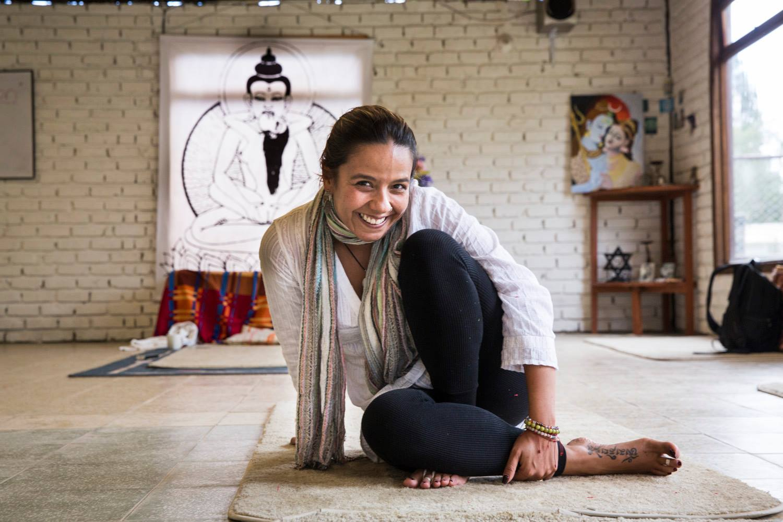 Maria Ferrer, Directora de Dhakini Healing Ways