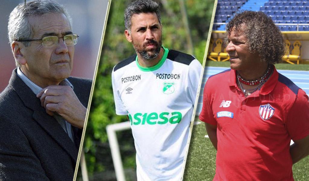 El dolor de cabeza de ser entrenador en Colombia