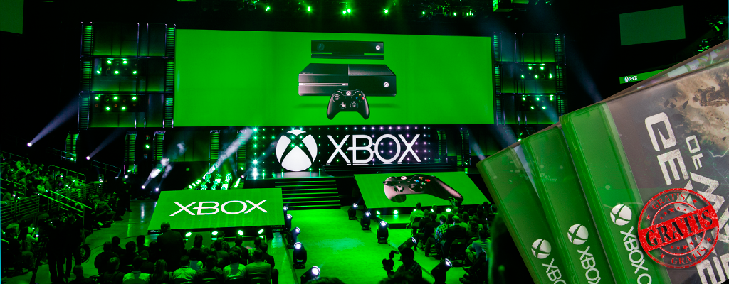 Los juegos gratis para Xbox One y 360 en septiembre