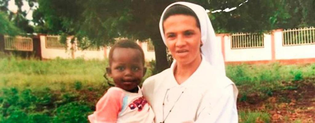 monja colombiana Malí África Gloria Cecilia Narváez