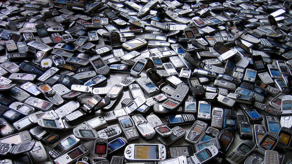 Esta es la historia de su teléfono celular