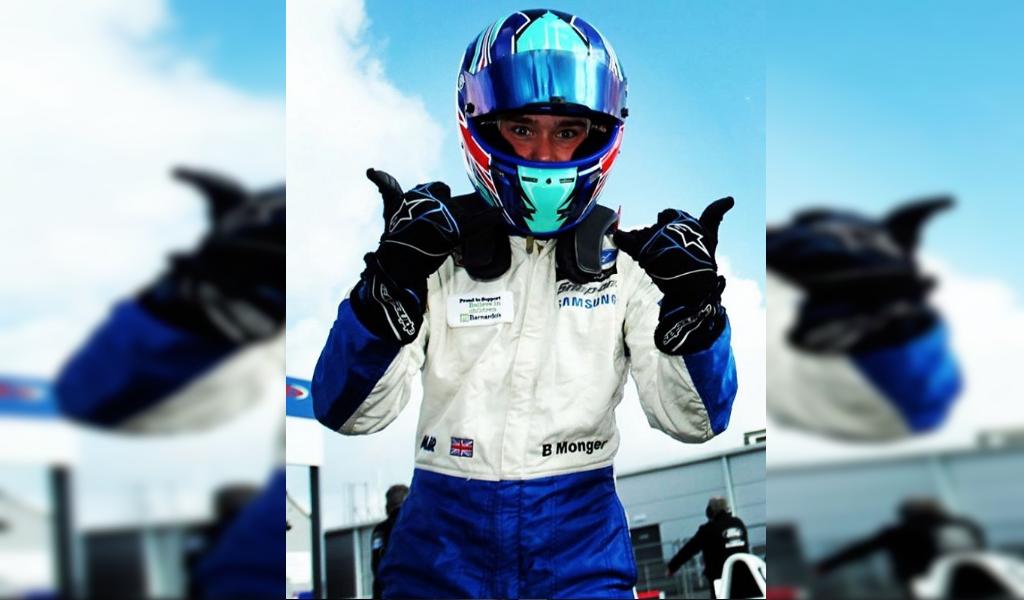 Promesa del automovilismo pierde sus piernas tras accidente en competencia