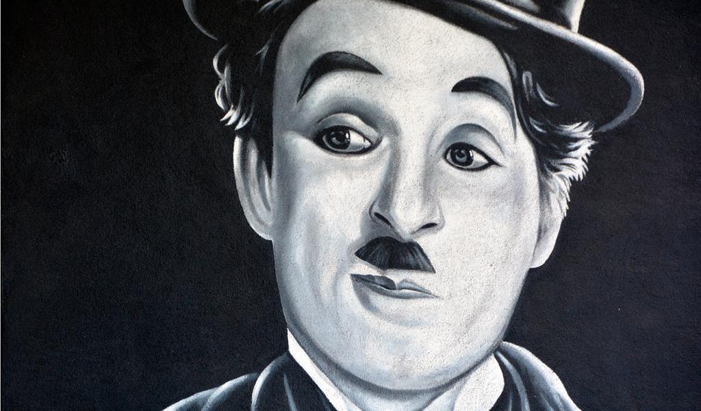 Charles Chaplin: el genio silencioso
