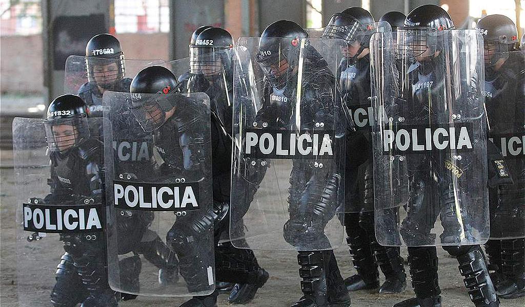 Indígenas en el Cauca denuncian abusos del Esmad