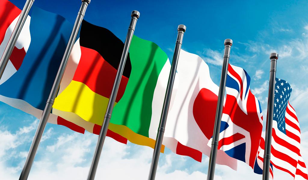 El G7 no logra acuerdo sobre el cambio climático