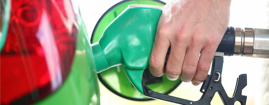 Gasolina con etanol