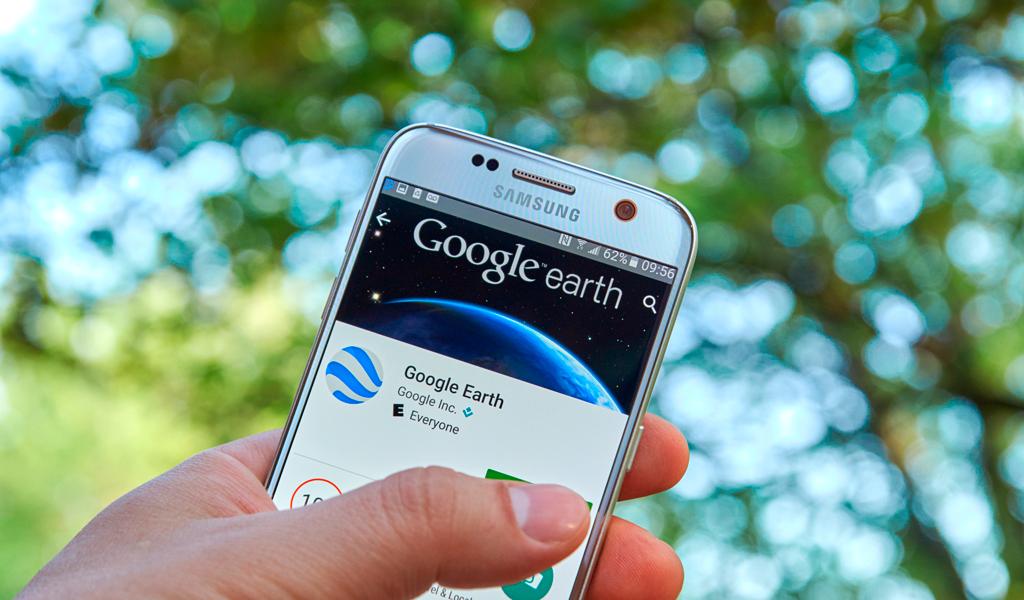 Google Earth revoluciona con su nueva actualización