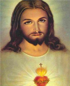 Saosyant y Tonantzin; Jesús y la Virgen Jes%C3%BAs-coraz%C3%B3n-244x300