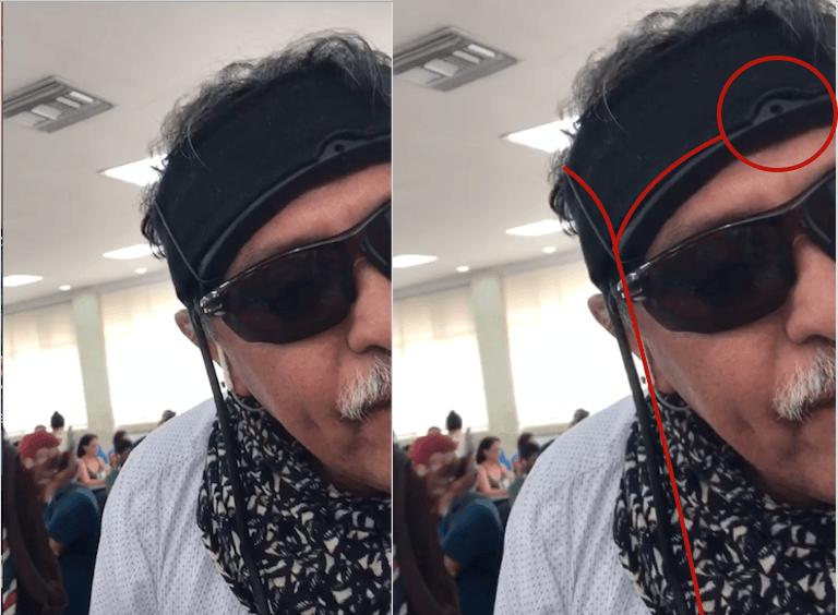 """La verdadera historia del dispositivo """"espía"""" de Jesús Santrich"""