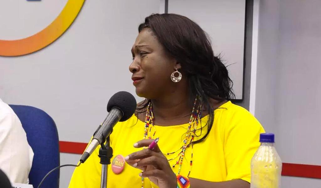 alt personas afro María Isabel Urrutia