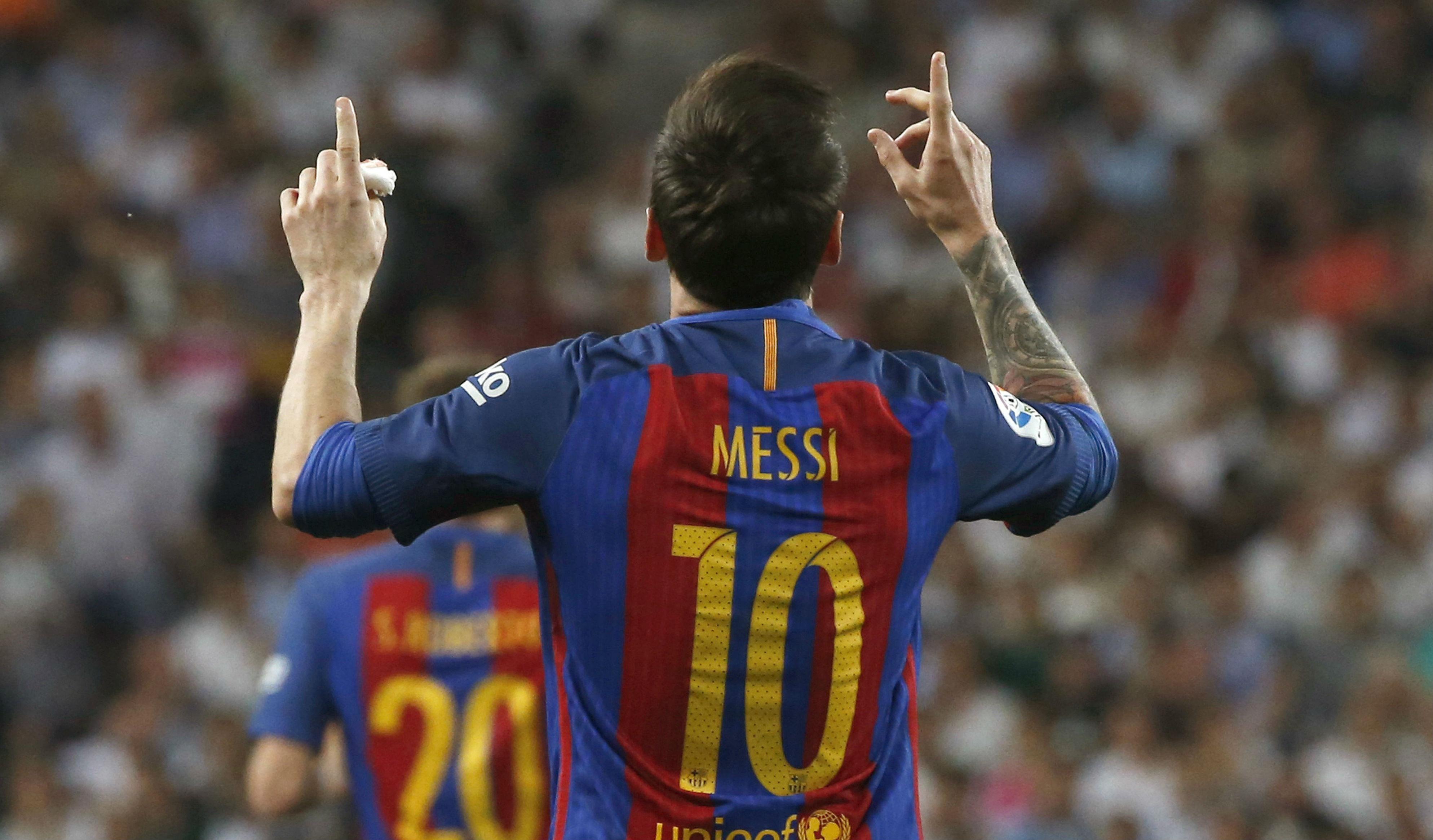 En Argentina compararon a Messi con un asesino