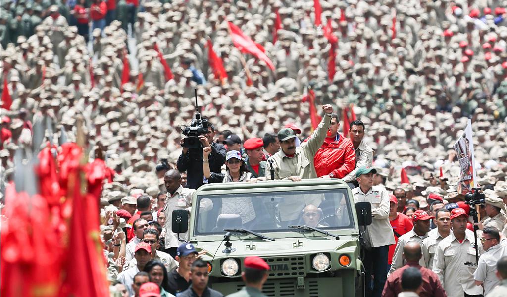 Foto: Presidencia Venezuela