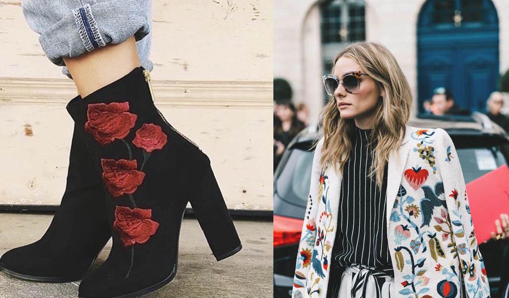 Colores vivos, la tendencia para vestirse en clima frío