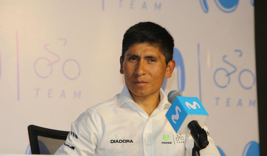 Nairo Quintana y su defensa por los ciclistas colombianos