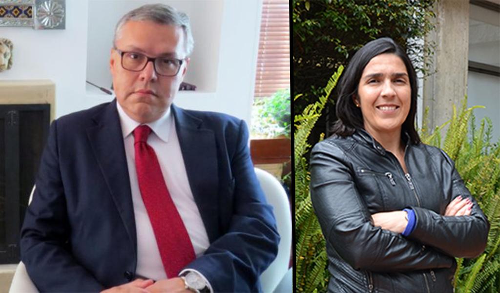 Jaramillo y Osuna se perfilan como magistrados