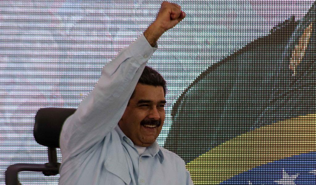 Maduro anuncia elecciones presidenciales en 2018