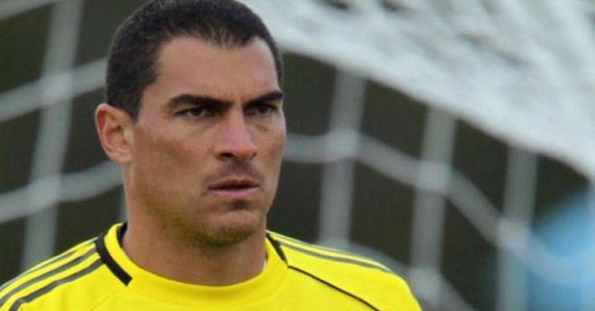 Faryd Mondragón fue atracado en el norte de Bogotá