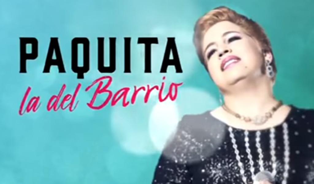Se acerca el estreno de la serie de Paquita la del Barrio