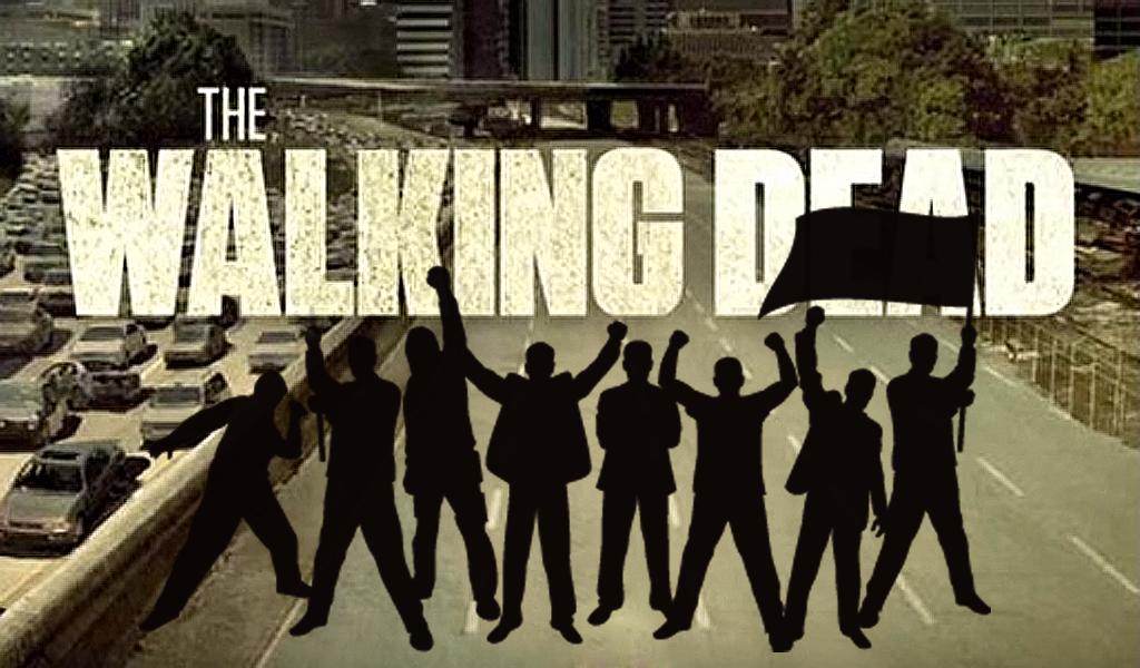 Nueva temporada de  The Walking Dead podría retrasarse