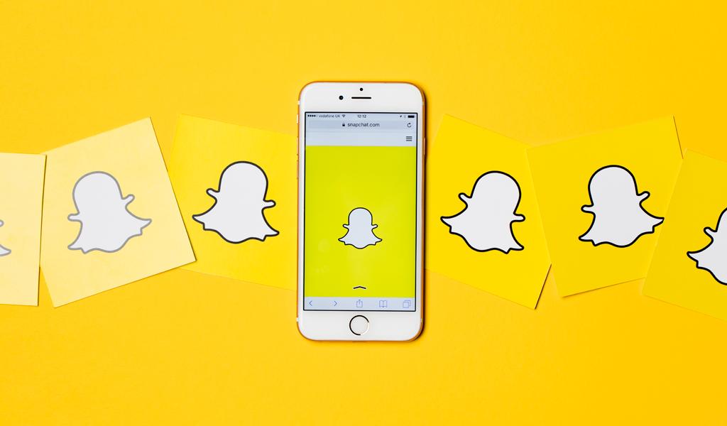 Snapchat presenta su nueva actualización